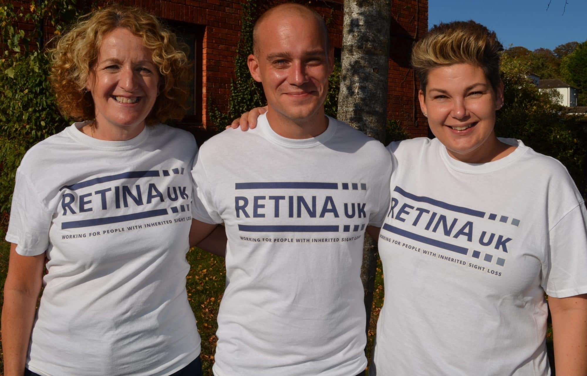 Retine UK Staff