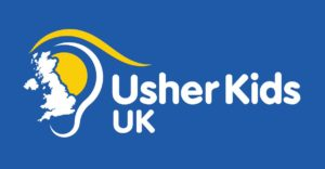 Usher Kids UK logo