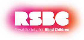 The Royal Society for Blind Children logo