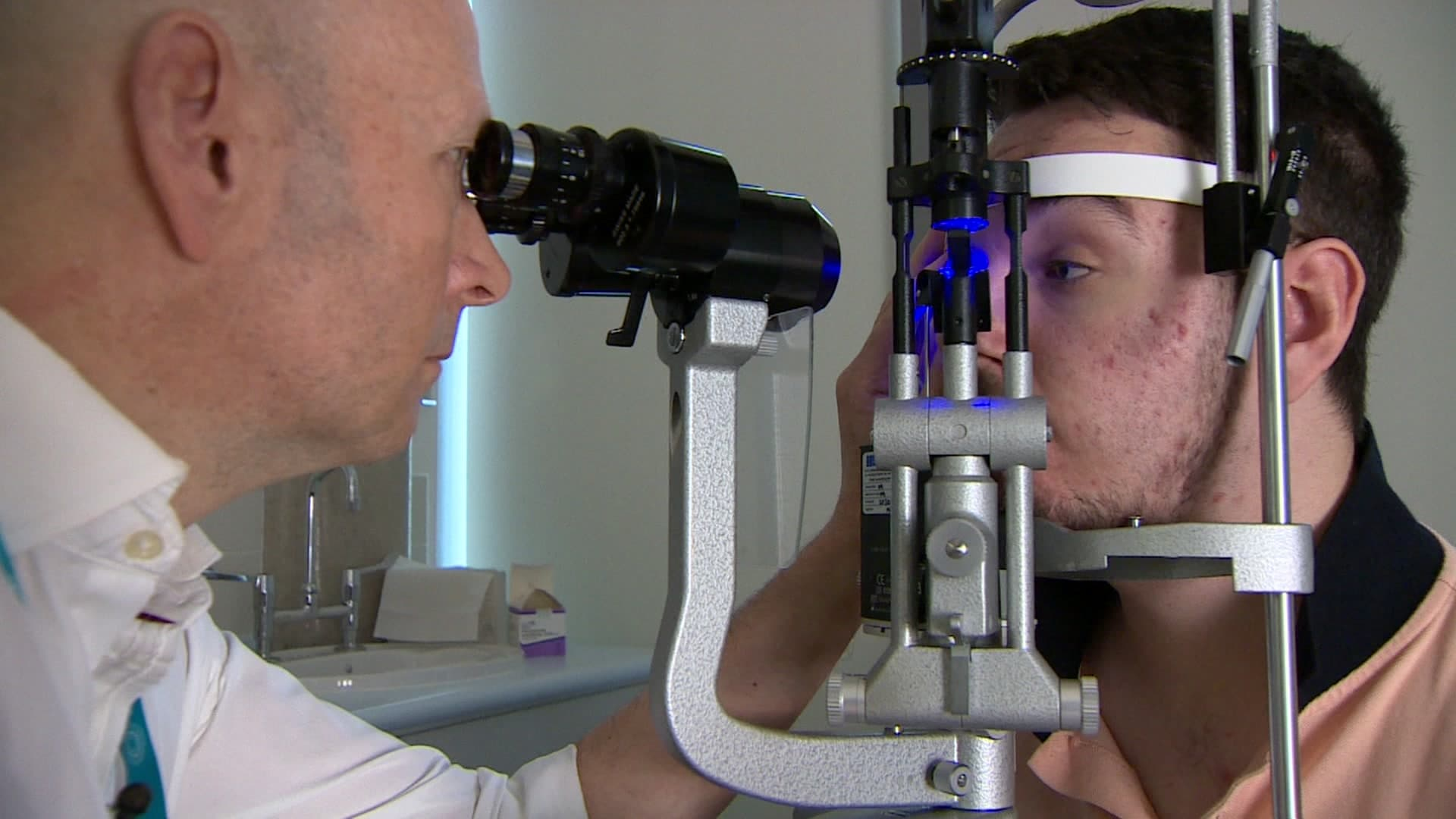First patient receives ground-breaking treatment