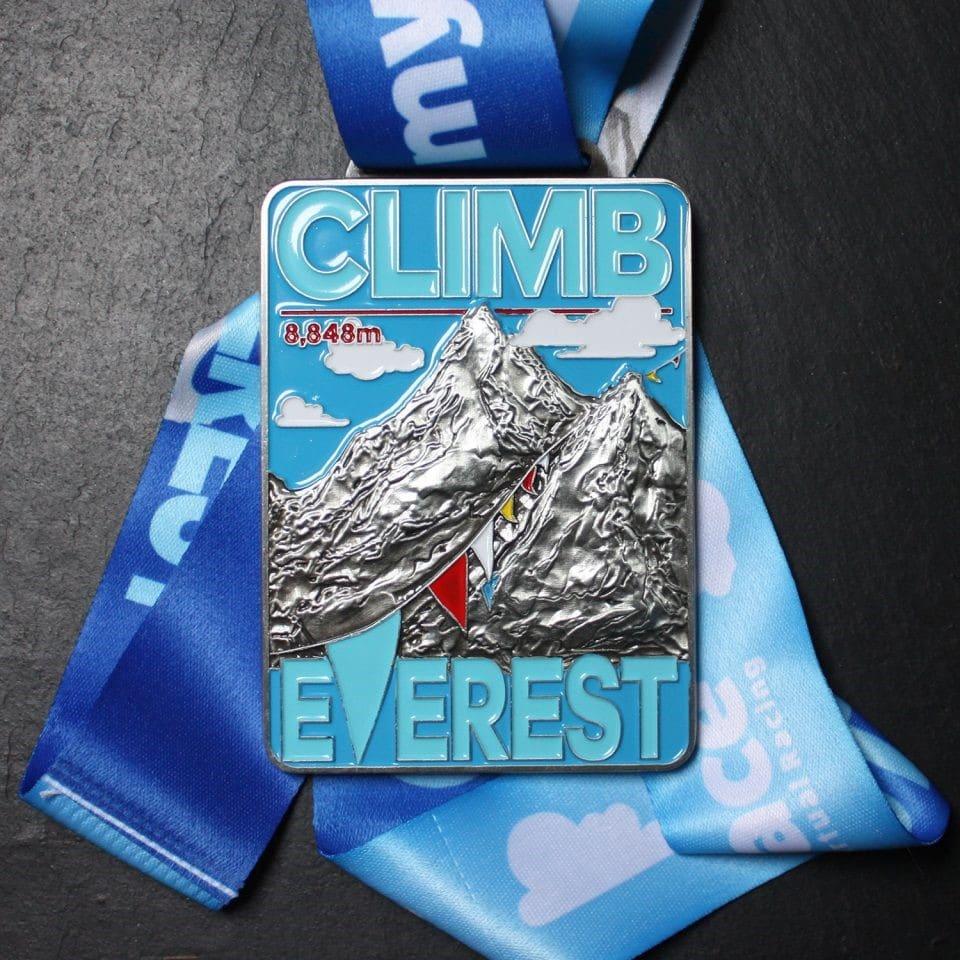 Everest Challenge Medal